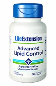 Advanced Lipid Control - Life Extension - 4-Pak