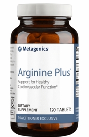 Arginine Plus - Metagenics (120 Tablets) - TwinPak (240 tablets)