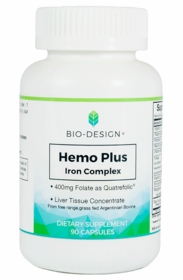 Hemo Plus - 90 Enteric Coated Tablets