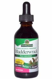 Bladderwrack (1000 mg) - Nature's Answer - 2 fl oz (60 ml)