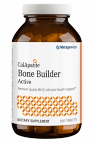 Cal Apatite Bone Builder Active  - Metagenics (180 Tablets)
