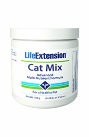 LE Cat Mix - Life Extension - (100 grams) - TwinPak