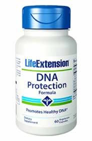 DNA Protection Formula - Life Extension - 60 Vegetarian Caps