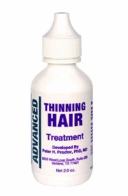 Dr. Proctor's Advanced Thinning Hair Drops - 2oz Liquid