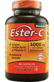 Ester-C 1000 Mg With Citrus Bioflavonoids - 90 Caps
