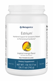 Estrium - Metagenics - Natural Tropical Mango (742g) 14 Servings-Newest Formula