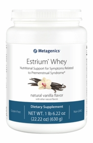 Estrium Whey - Metagenics - Natural Vanilla (22.2 oz.) 14 Servings