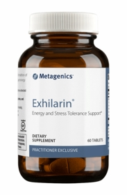 Exhilarin - Metagenics  (60 Tablets) - TwinPak