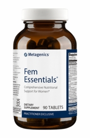 Fem Essentials - Metagenics (90 Tablets) - TwinPak
