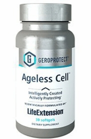 Geroprotect Ageless Cell - Life Extension - 30 softgels - TwinPak