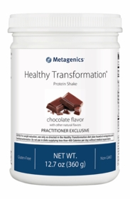 Healthy Transformation Protein Shake - Chocolate or Vanilla - 10 servings