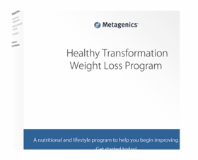 Healthy Transformation Weight Loss Program with Vanilla Shake, Soup, Peanut Butter Bar