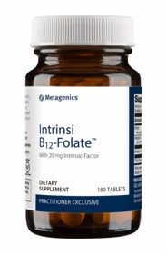 Intrinsi B12/Folate - Metagenics (180 Tablets)