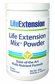 LE Mix Powder - Life Extension - 420 Grams