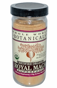 Royal Maca Powder - Whole World Botanicals - 175 Grams