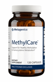 Methyl Care - Metagenics - 120 Capsules - TwinPak