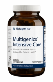 Multigenics Intensive Care - Metagenics (180 Tablets)