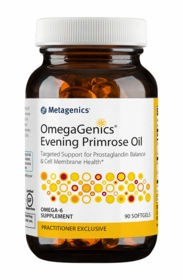 OmegaGenics Evening Primrose Oil - Metagenics (90 Softgels) - TwinPak