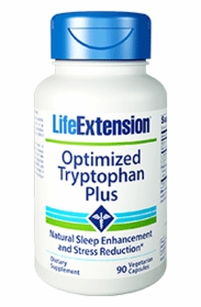 Optimized Tryptophan Plus (1000 mg) - Life Extension - 90 Caps