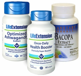 Oxidative Stress Pak - Life Extension Vitamins