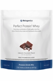 Perfect Protein Whey - Metagenics - Chocolate - 870g Powder