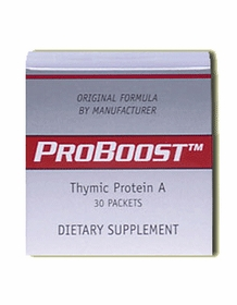 ProBoost Thymic Protein A (4 mcg) - 30 packets