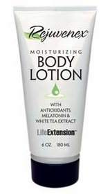 Rejuvenex Body Lotion - Life Extension - 6 oz (180 ml)