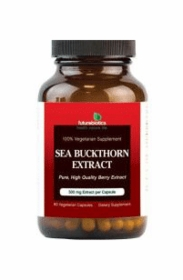 Sea Buckthorn Extract - Futurebiotics 60 Vegetarian Capsules