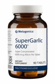 SuperGarlic 6000 - Metagenics (90 Tabs) - TwinPak
