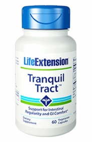 Tranquil Tract - Life Extension - 60 Vegetarian Capsules