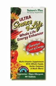 Ultra Source of Life Energy Food - 90 Tabs
