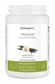 UltraClear Powder - Metagenics - Vanilla - 924 Grams