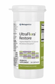 UltraFlora Restore - Metagenics