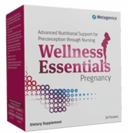 Wellness Essentials Pregnancy - Metagenics Advanced Nutritional Support for Preconception through Nursing 30 Packets