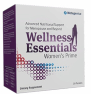 Wellness Essentials Women's Prime - Metagenics Advanced Nutritional Support for Menopause and Beyond 30 Packets