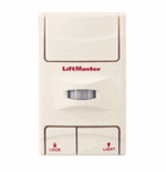 LiftMaster Chamberlain 98LM Motion Detector Garage Opener Wall Console