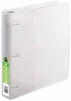 """1 1/2"""" CLEAR POLY BINDER (40775)"""