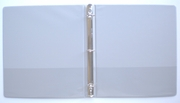 "1 1/2"" VIEW BINDER 362-34 GRAY"