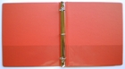"1 1/2"" VIEW BINDER 362-34 ORANGE"