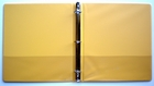 "1 1/2"" VIEW BINDER 362-34 YELLOW"