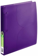 "1"" PURPLE POLY BINDER (40756)"