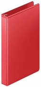 "12507 RED VIEW 1/2"" RING BINDER 8 1/2x 5 1/2"