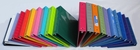 20 COLOR ASSORTMENT 1 1/2 INCH VIEW BINDERS
