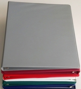"3"" 3 RING VINYL BINDERS FOR 8 1/2 X 11 SHEET SIZE (368-49)"
