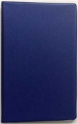 3 X 5 DARK BLUE 6 RING MEMO BINDER (46030)