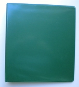 "8 1/2 X 11 - 1"" VIEW BINDER 362-14 FOREST GREEN"