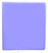 "8 1/2 X 11 - 1"" VIEW BINDER 362-14 GRAPE"