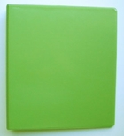 "8 1/2 X 11 - 1"" VIEW BINDER 362-14 LIME GREEN"