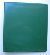 "8 1/2 x 11 - 2 1/2"" VIEW BINDER 362-25 FOREST GREEN"