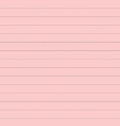 B133007 RULED PINK RING BINDER PAPER